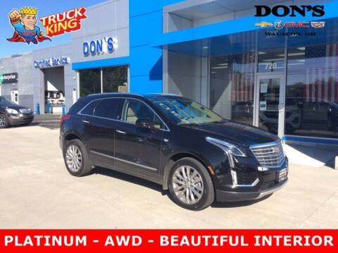 2019 Cadillac XT5 for sale at DON'S CHEVY, BUICK-GMC & CADILLAC in Wauseon OH