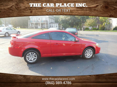 2009 Chevrolet Cobalt for sale at THE CAR PLACE INC. in Somersville CT
