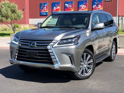 2016 Lexus LX 570 for sale at AKOI Motors in Tempe AZ