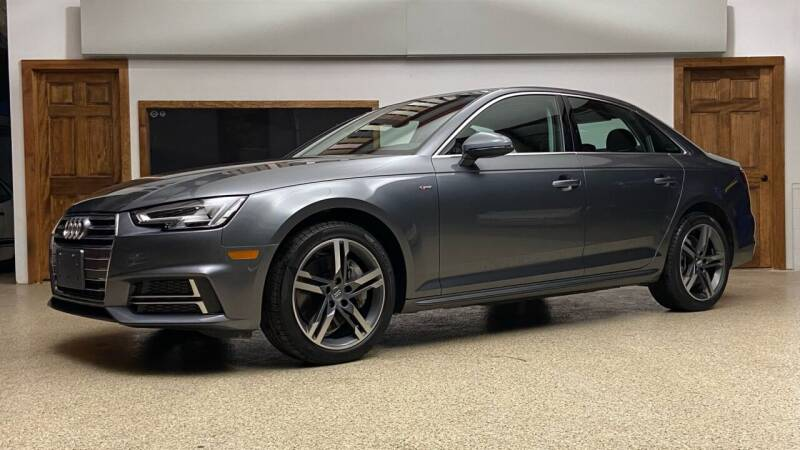 2018 Audi A4 for sale at EuroMotors LLC in Lee MA