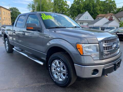 2013 Ford F-150 for sale at Streff Auto Group in Milwaukee WI