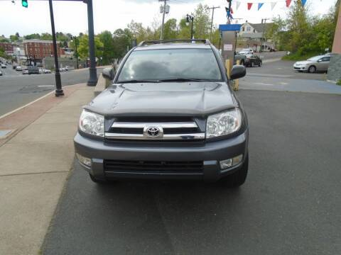 2005 Toyota 4Runner for sale at Broadway Auto Services in New Britain CT