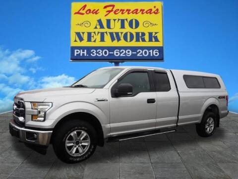 2017 Ford F-150 for sale at Lou Ferraras Auto Network in Youngstown OH