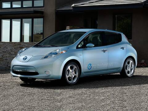 2016 Nissan LEAF for sale at Hi-Lo Auto Sales in Frederick MD