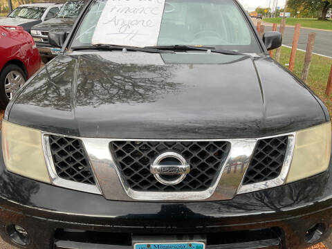2006 Nissan Pathfinder for sale at Continental Auto Sales in White Bear Lake MN
