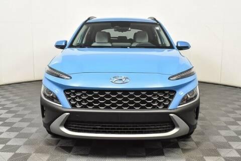 2022 Hyundai Kona for sale at Southern Auto Solutions-Jim Ellis Hyundai in Marietta GA