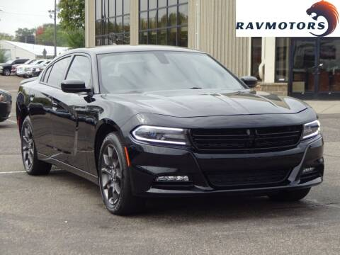 2018 Dodge Charger for sale at RAVMOTORS 2 in Crystal MN