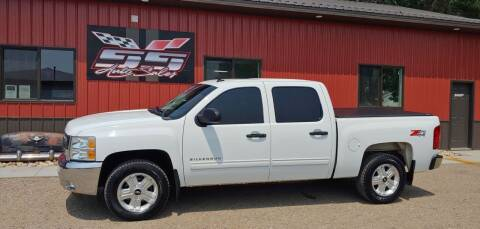 2012 Chevrolet Silverado 1500 for sale at SS Auto Sales in Brookings SD