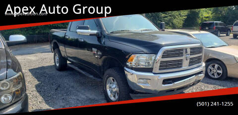 2010 Dodge Ram Pickup 2500 for sale at Apex Auto Group in Cabot AR