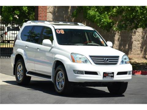 2008 Lexus GX 470 for sale at A-1 Auto Wholesale in Sacramento CA