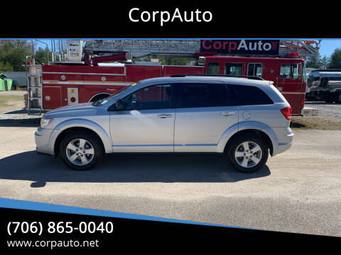 2012 Dodge Journey for sale at CorpAuto in Cleveland GA
