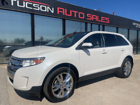 2012 Ford Edge for sale at Tucson Auto Sales in Tucson AZ