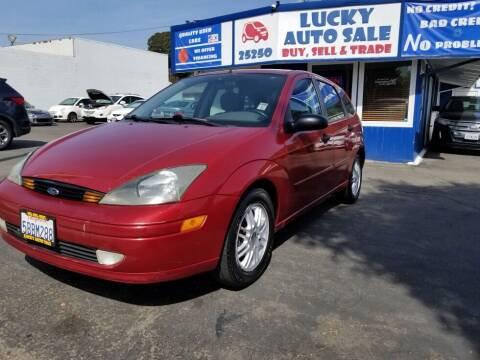 2003 Ford Focus for sale at Lucky Auto Sale in Hayward CA