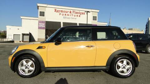2007 MINI Cooper for sale at AFFORDABLE MOTORS OF BROOKLYN in Brooklyn NY