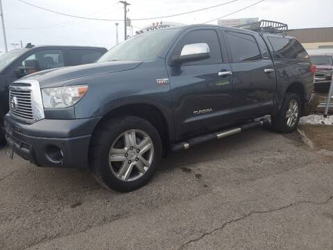 2010 Toyota Tundra for sale at Revolution Auto Group in Idaho Falls ID