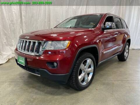 2012 Jeep Grand Cherokee for sale at Green Light Auto Sales LLC in Bethany CT