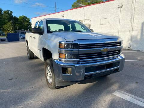 2015 Chevrolet Silverado 2500HD for sale at Consumer Auto Credit in Tampa FL