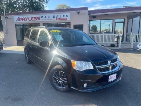 2017 Dodge Grand Caravan for sale at Payless Car Sales of Linden in Linden NJ