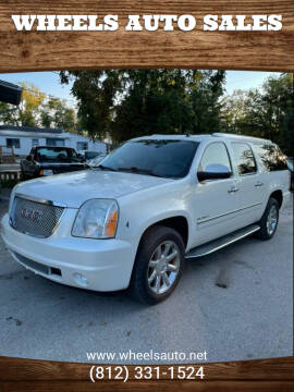2011 GMC Yukon XL for sale at Wheels Auto Sales in Bloomington IN