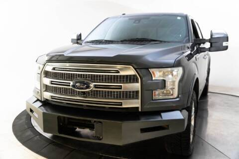 2015 Ford F-150 for sale at AUTOMAXX MAIN in Orem UT