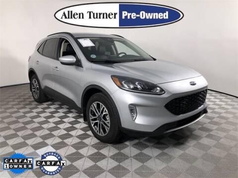 2020 Ford Escape for sale at Allen Turner Hyundai in Pensacola FL