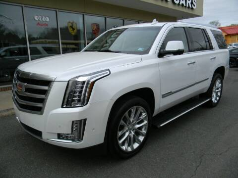 2017 Cadillac Escalade for sale at Platinum Motorcars in Warrenton VA