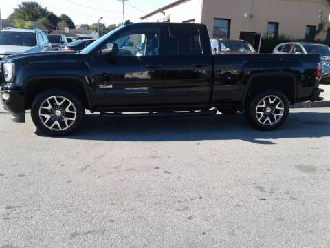 2017 GMC Sierra 1500 for sale at Nelsons Auto Specialists in New Bedford MA