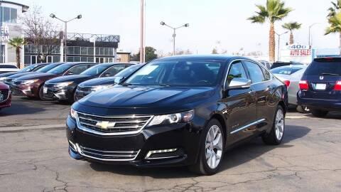 2019 Chevrolet Impala for sale at Okaidi Auto Sales in Sacramento CA