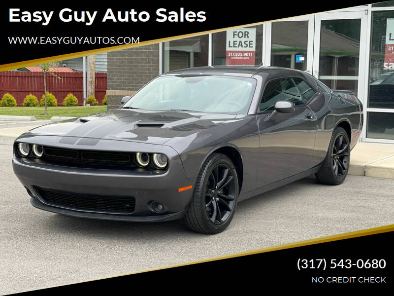 2016 Dodge Challenger for sale at Easy Guy Auto Sales in Indianapolis IN