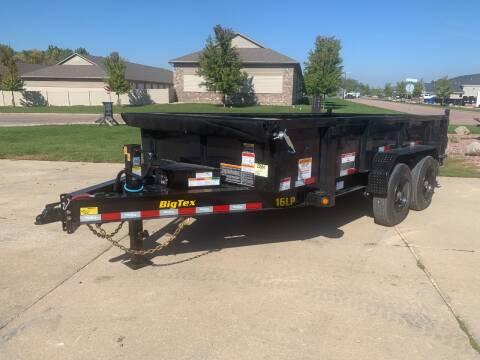 2022 Big Tex 14LP-14 Dump Box 17.6k #2654