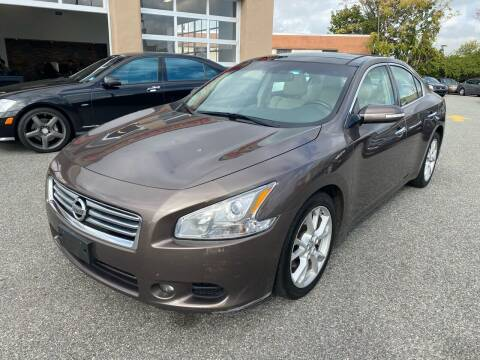 2014 Nissan Maxima for sale at MAGIC AUTO SALES - Magic Auto Prestige in South Hackensack NJ