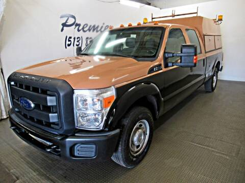 2015 Ford F-350 Super Duty for sale at Premier Automotive Group in Milford OH