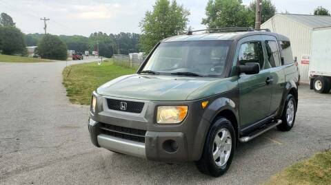 2003 Honda Element for sale at ALL AUTOS in Greer SC