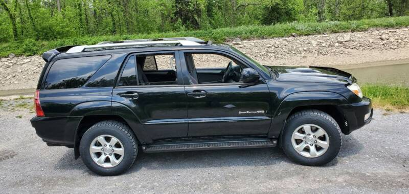 2005 Toyota 4Runner for sale at Auto Link Inc in Spencerport NY