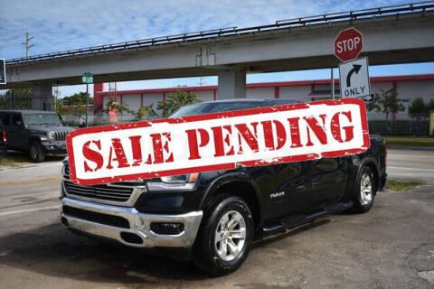 2019 RAM Ram Pickup 1500 for sale at ELITE MOTOR CARS OF MIAMI in Miami FL