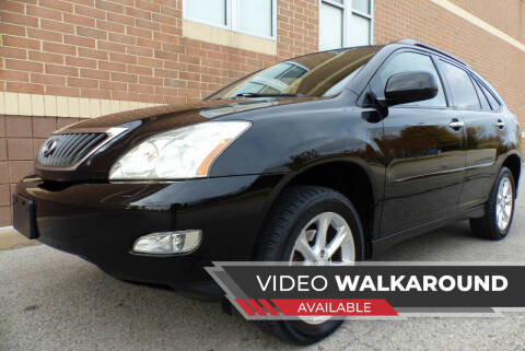 2008 Lexus RX 350 for sale at Macomb Automotive Group in New Haven MI