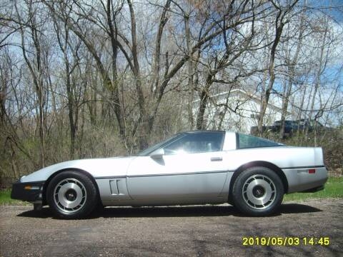 1985 Chevrolet Corvette for sale at Northport Motors LLC in New London WI