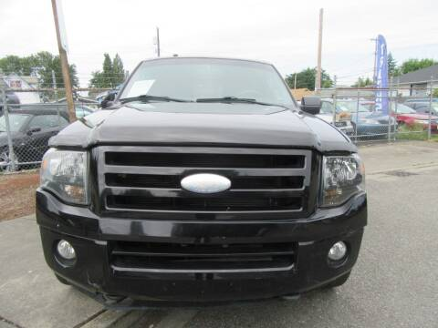 2007 Ford Expedition EL for sale at Car Link Auto Sales LLC in Marysville WA