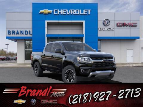2021 Chevrolet Colorado for sale at Brandl GM in Aitkin MN