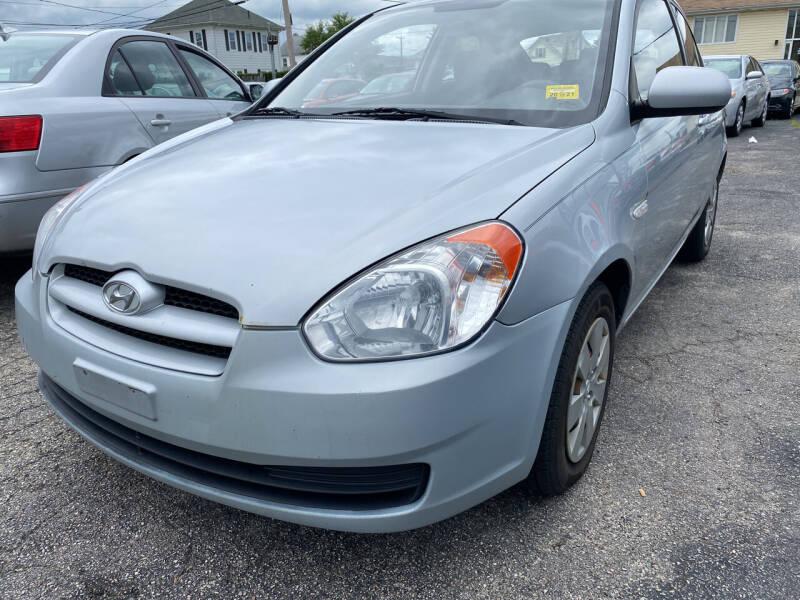 2011 Hyundai Accent for sale at Volare Motors in Cranston RI