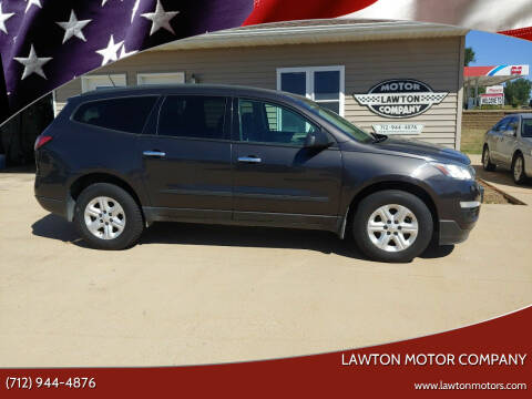 2016 Chevrolet Traverse for sale at Lawton Motor Company in Lawton IA