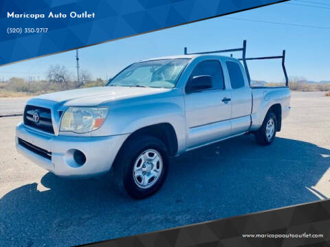 2006 Toyota Tacoma for sale at Maricopa Auto Outlet in Maricopa AZ