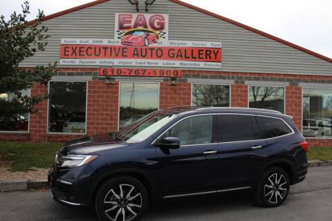2019 Honda Pilot for sale at EXECUTIVE AUTO GALLERY INC in Walnutport PA