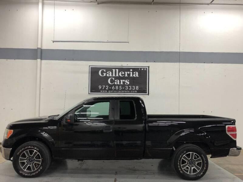 2011 Ford F-150 for sale at Galleria Cars in Dallas TX