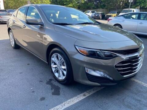 2020 Chevrolet Malibu for sale at Pleasant Auto Group in Chantilly VA