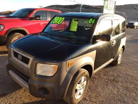 2004 Honda Element for sale at Hilltop Motors in Globe AZ