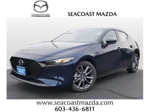 2021 Mazda Mazda3 Hatchback for sale at The Yes Guys in Portsmouth NH
