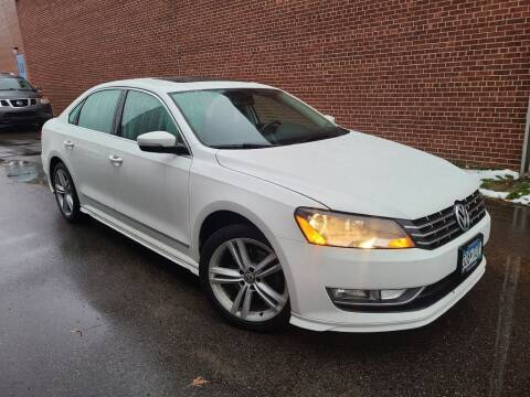 2015 Volkswagen Passat for sale at Minnesota Auto Sales in Golden Valley MN