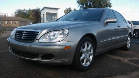2005 Mercedes-Benz S-Class for sale at Motor City Idaho in Pocatello ID