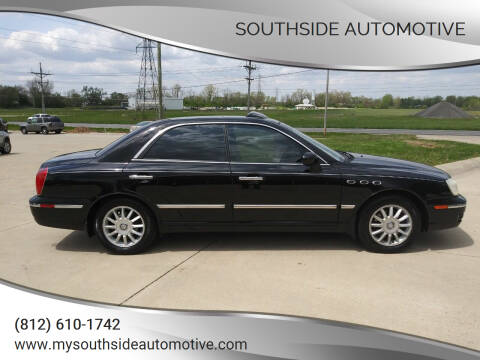 2005 Hyundai XG350 for sale at Southside Automotive in Washington IN